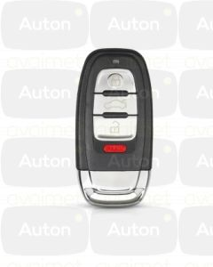 Kaukolukitusavain Audi A4/A5/A6/A7/Q5 2008+ (Keyless Go, US/JP)
