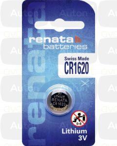 RENATA lithium paristo 3V CR1620