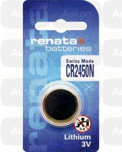 RENATA lithium paristo 3V CR2450