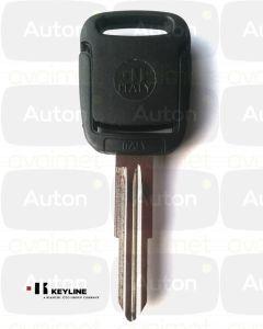 Vara-avain ajonestolla Daewoo Nubira 1997-2002