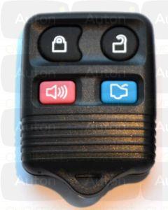 Erillinen kaukolukitusavain Ford (4-nappia)