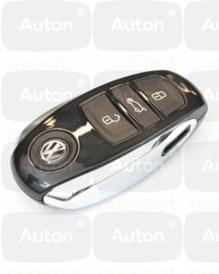 Kaukolukitusavain Volkswagen Touareg 2010- (433Mhz)