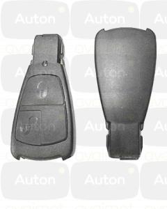 Kaukolukitusavaimen kuori 2-nappia Mercedes 1997-2000