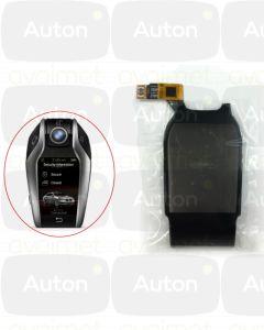 BMW 7-sarjan avaimen uusi näyttö