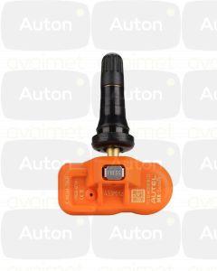Autel ohjelmoitava TPMS-rengaspaineanturi MX 433MHz (kumiventtiili)