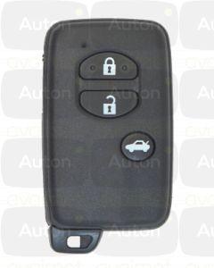 Kaukolukitusavain Toyota Auris/Rav4/Corolla/Land Cruiser (B90EA/14AAC-98) 3-nappia