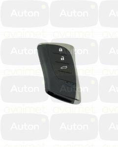 Kaukolukitusavain Lexus ES (B2C2K2R-AA) 3-nappia
